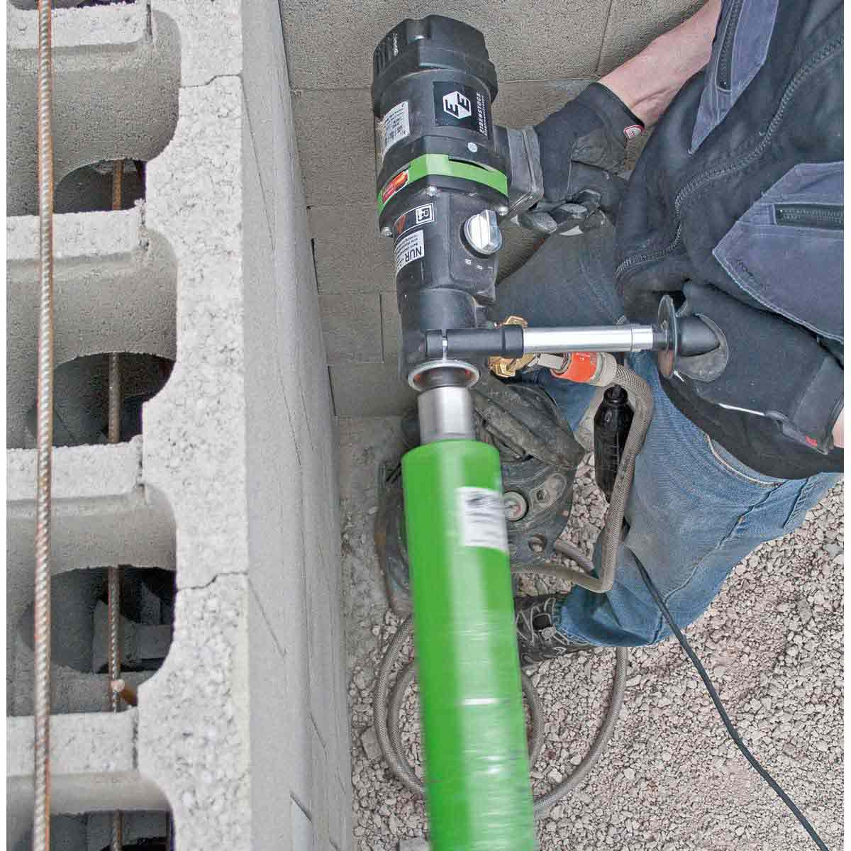 Eibenstock 3-Speed Hand core drill