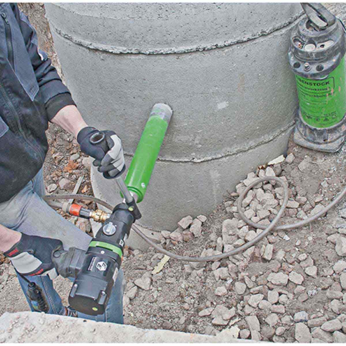 Eibenstock 3 Speed core drill