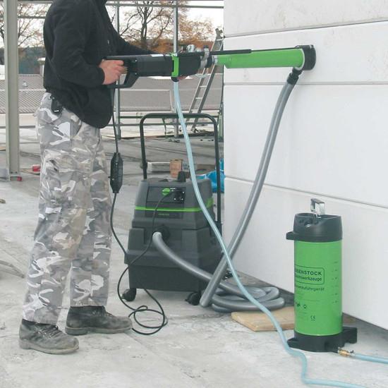Eibenstock ETN2001P Concrete Core Drill with Dust Collection