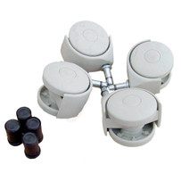 Set of Casters Troxell Grout Caddy