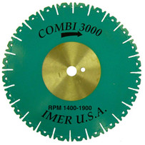 Imer diamond Blade Silent Core for cutting marble and granite
