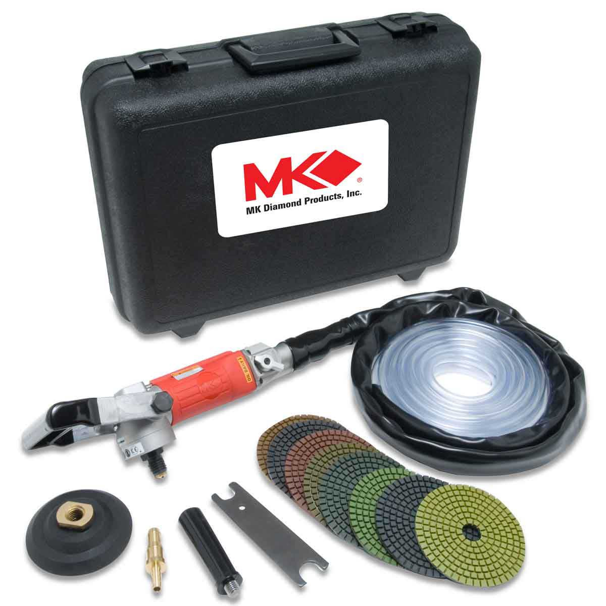 158686-MK Air Kit Wet Stone Polisher