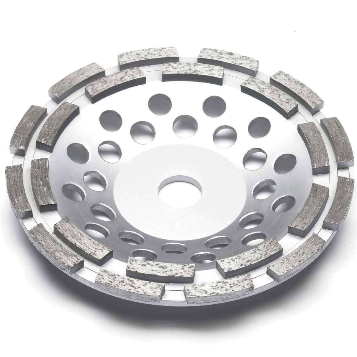 MK Double Row Diamond Cup Wheel