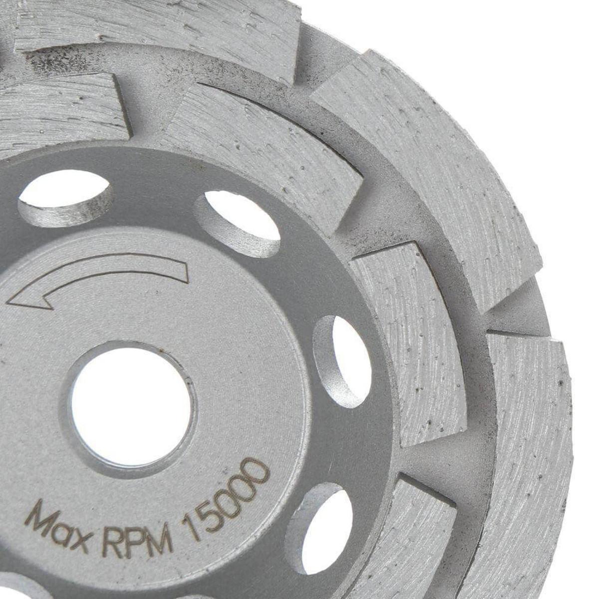 MK304 Double Row concrete Cup Wheel