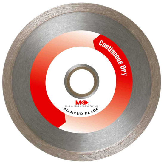 MK-304CR Dry Cutting Tile Saw Blade