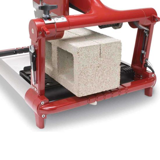 MK-BX-4 Dry Masonry Saw Cutting Cinder Block