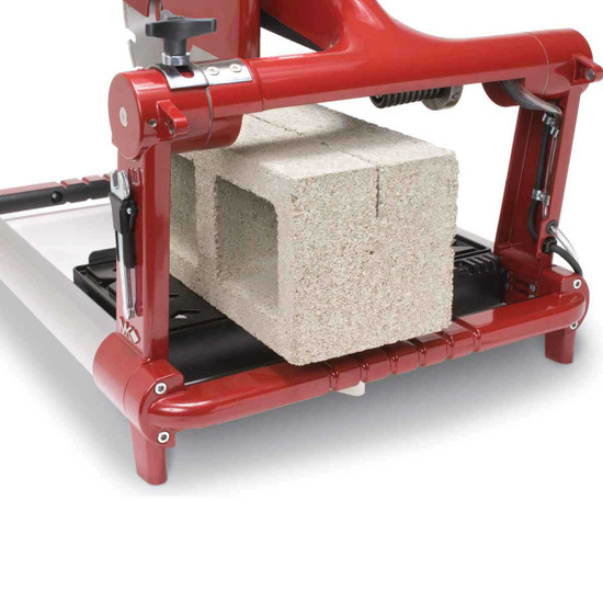 MK-BX-4 Dry Masonry Saw Cutting Cinder Block