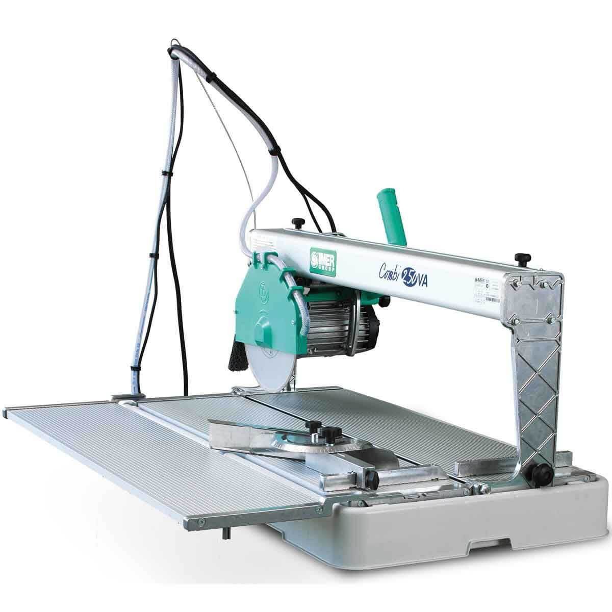 Imer Combi 250VA saw with side extension table