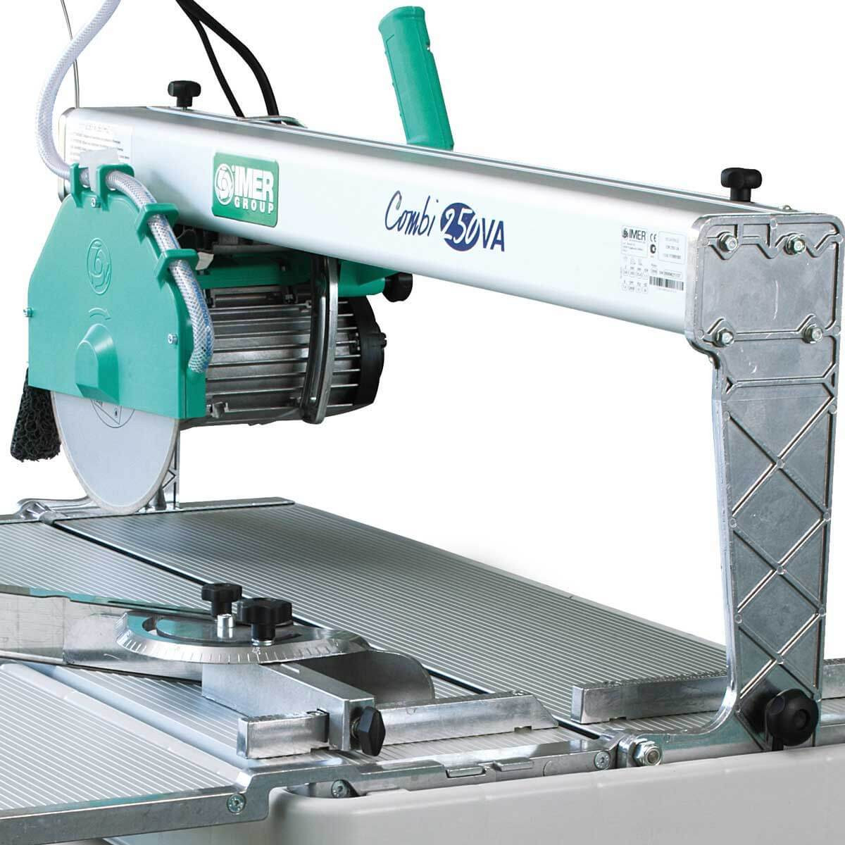 Imer Combi 250VA saw protractor guide