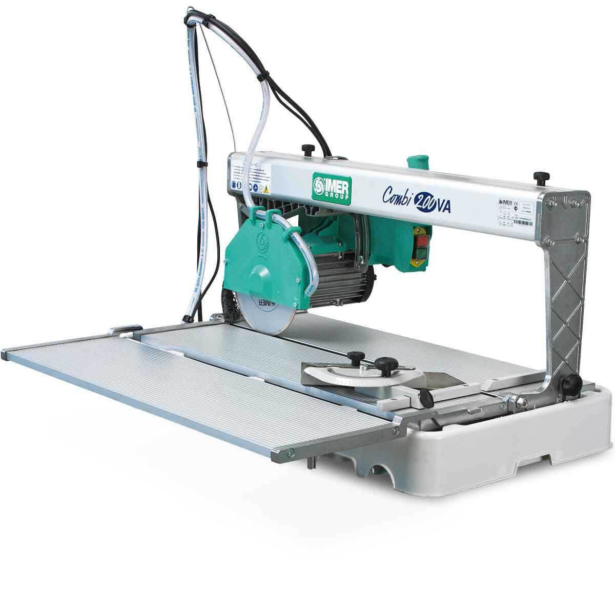 Imer Combi 200VA Wet Saw without stand
