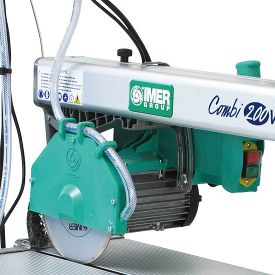 Imer Combi 200VA Wet Tile Saw Motor