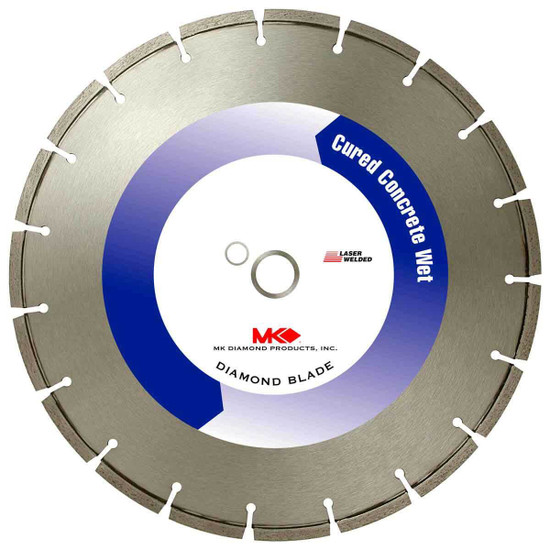 MK-505 Wet Concrete Diamond Blade