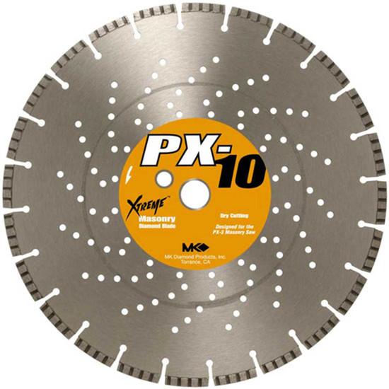 """MK-PX-10 14"""" Premium Grade Blade for Pavers"""