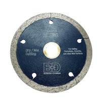 bd-250 continuous dry/wet granite and porcelain blade