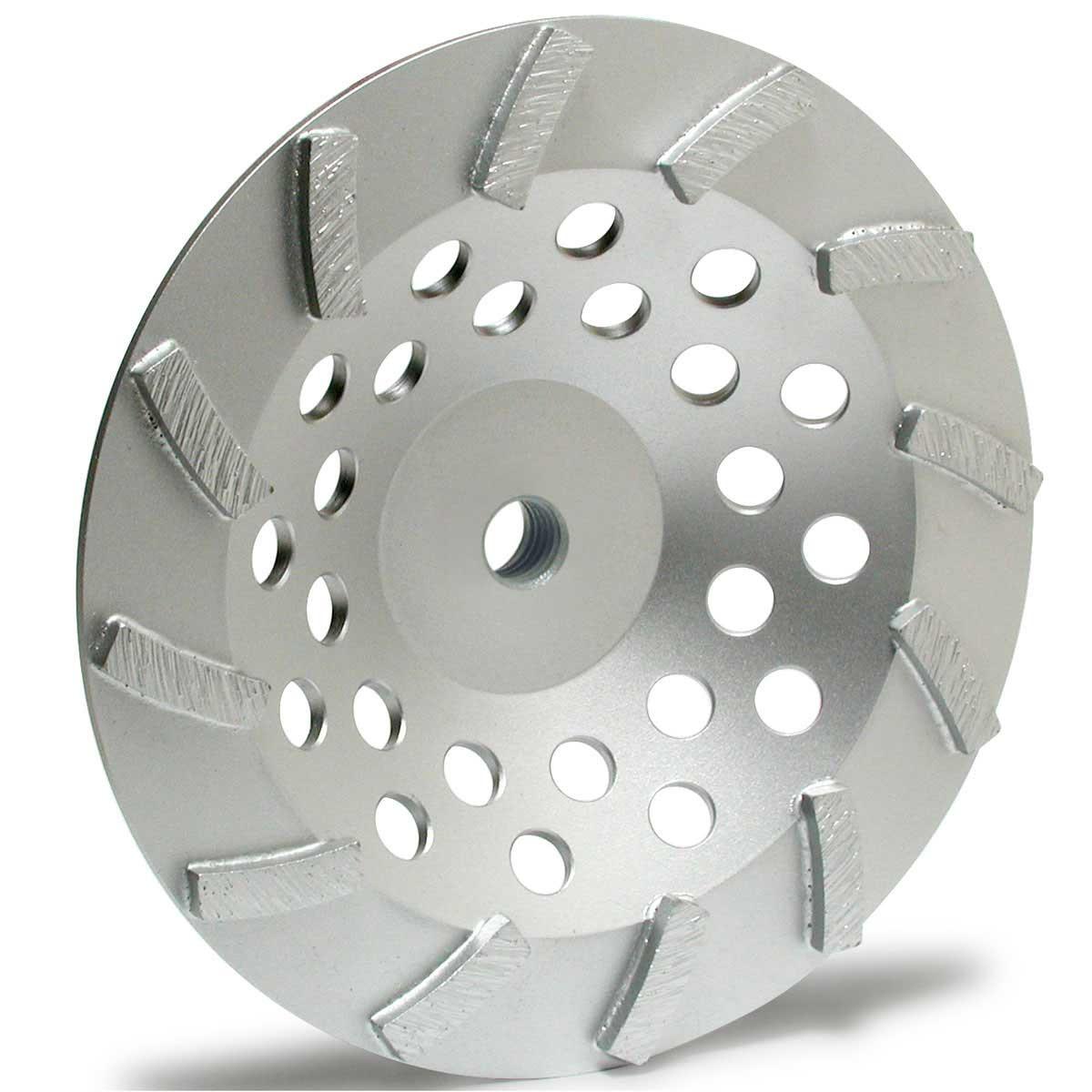 MK-504 Single Row Diamond Cup Wheel