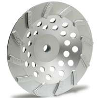 MK-504 Single Row Diamond Cup Wheel