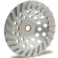 MK Diamond MK-504SG2 Double Row Cup Wheel