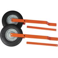 wheel kit for guardmatic for huqvarna