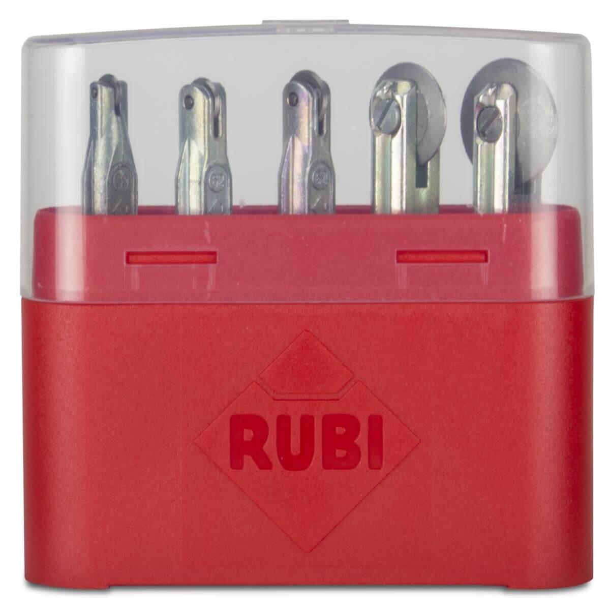 01996 Rubi Wheel Kit TS/TR Tile