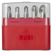 rubi tile cutter wheels and case