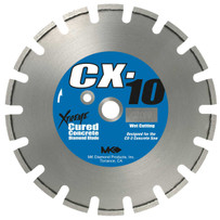 MK-CX-10 Concrete Diamond Blade