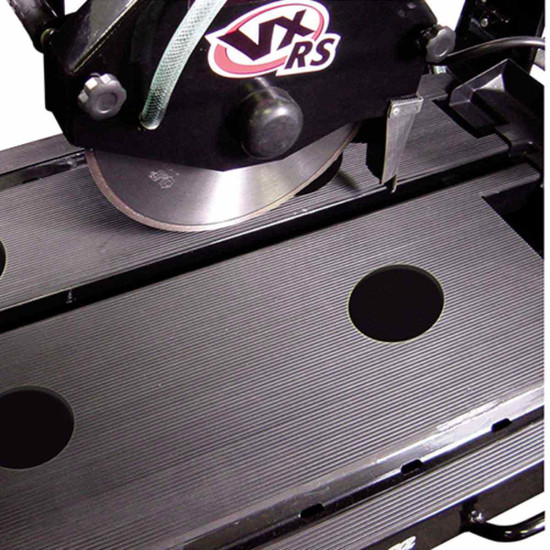 Pearl Abrasive VX10 Wet Rail Saw Surface