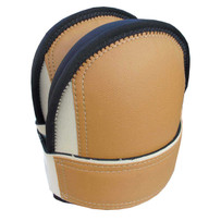 Troxell Large Leather Kneepads