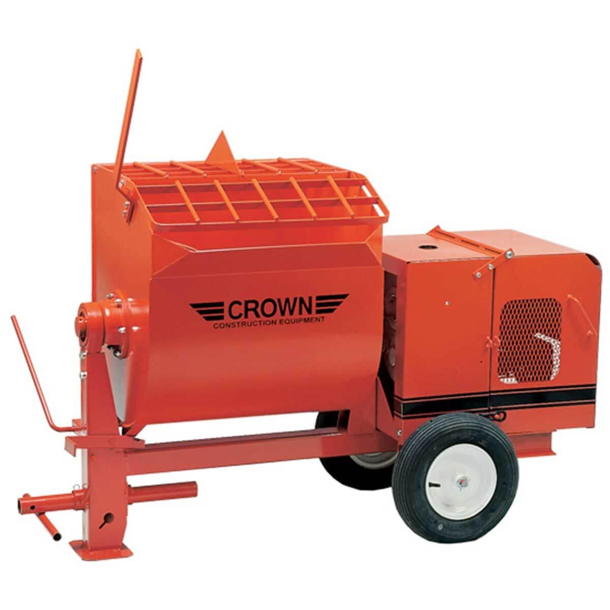 Mortar Mixer Blades : Crown s mortar mixers contractors direct