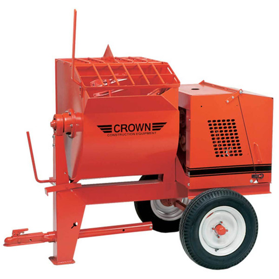 Crown Towable Mortar Mixer