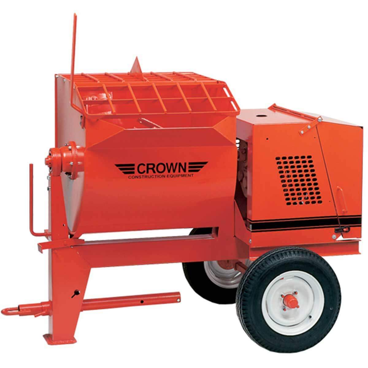 Crown 10S Towable Mortar Mixer