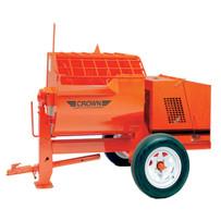 portable mortar mixer