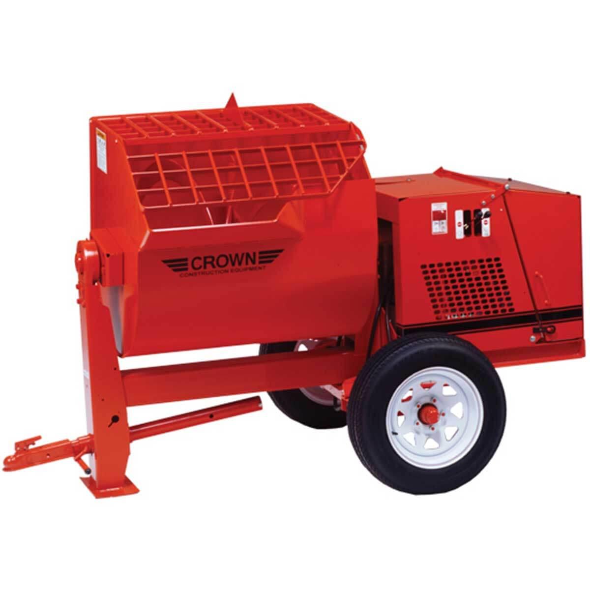 Crown 12SH Hydraulic Mortar Mixer