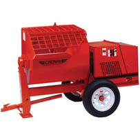 Crown 12SH Hydraulic Mortar Mixer