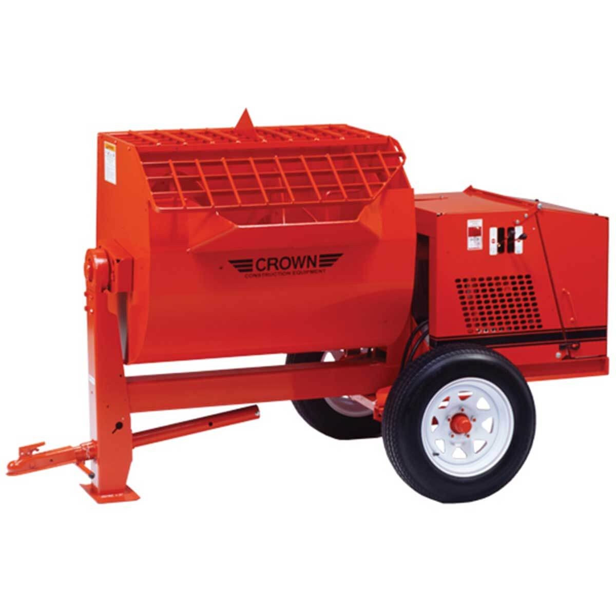 Crown 16SH Hydraulic Mortar Mixers