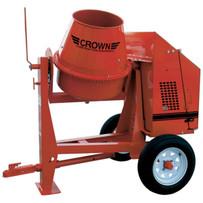 Crown C3 Concrete Mixer
