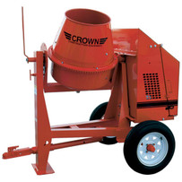Crown C3 Concrete Mixer