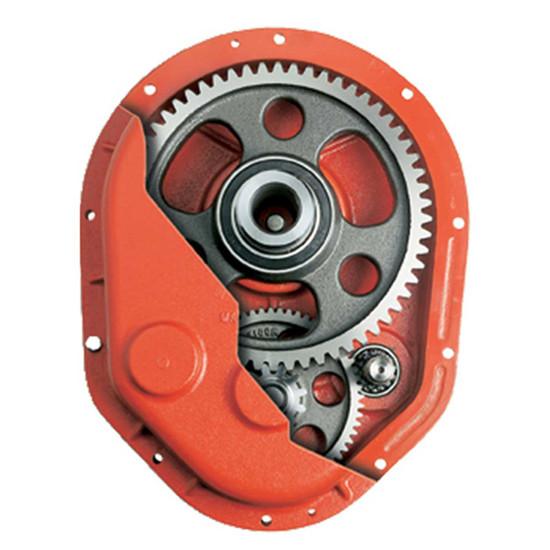 concrete mixer gear system