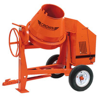 Crown Portable Mixer Concrete