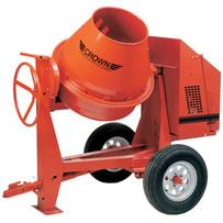 Crown C9 Towable Concrete Mixer