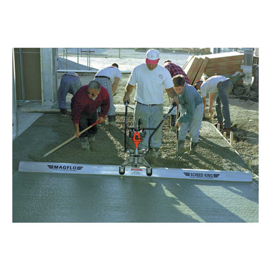 WS621505 Wyco Concrete Screed King Power Unit