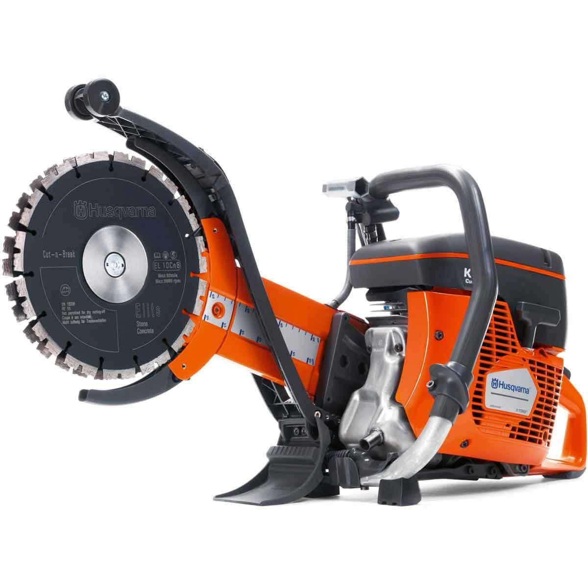Concrete Cutting Saws : Husqvarna k cut n break saw contractors direct