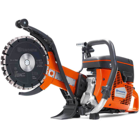 Husqvarna K760 Cut-n-Break with Blades