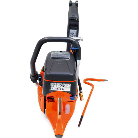 Husqvarna K760 Cut-n-Break with Breaker