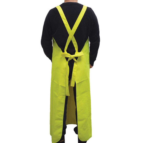 fabricator aprons are lighter, more durable, and safer than any other apron on the market. With the neoprene neck strap and lightweight yet ultra-tough Cordura long lasting