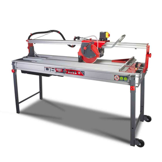 Rubi DS-250-N Stone Saw with Laser