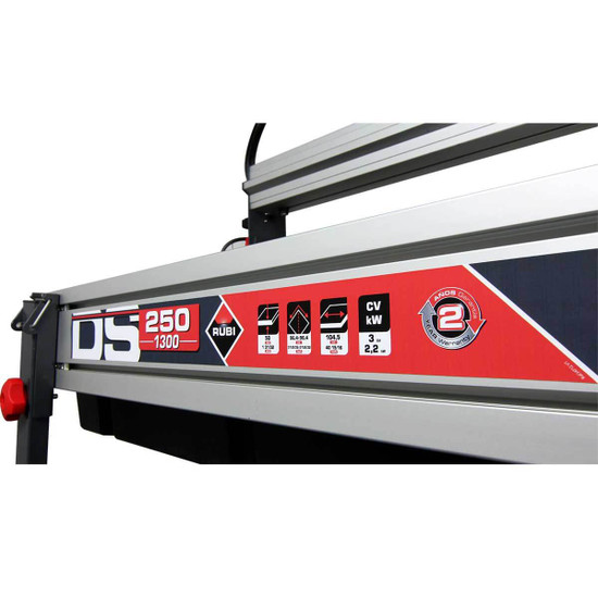 Rubi DS-250-N Stone Saw Specs