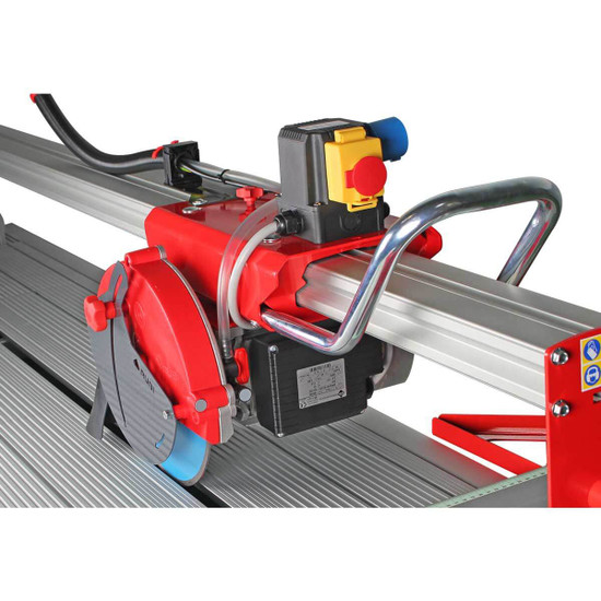 Rubi DS-250-N Stone Saw Power Switch