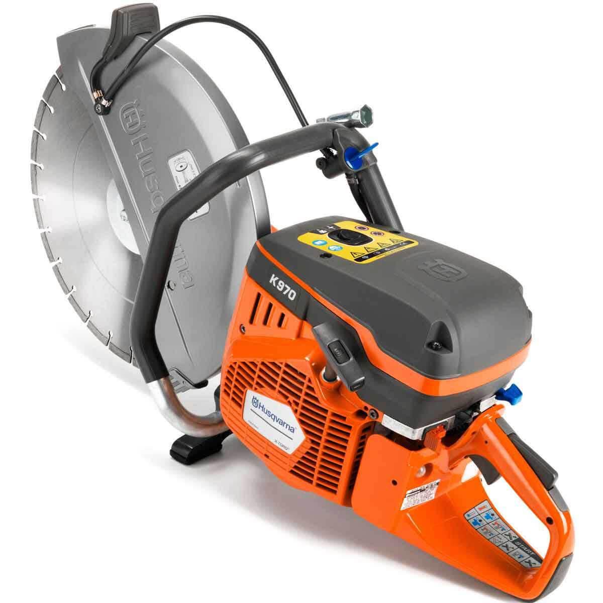 Husqvarna K970 power cutter
