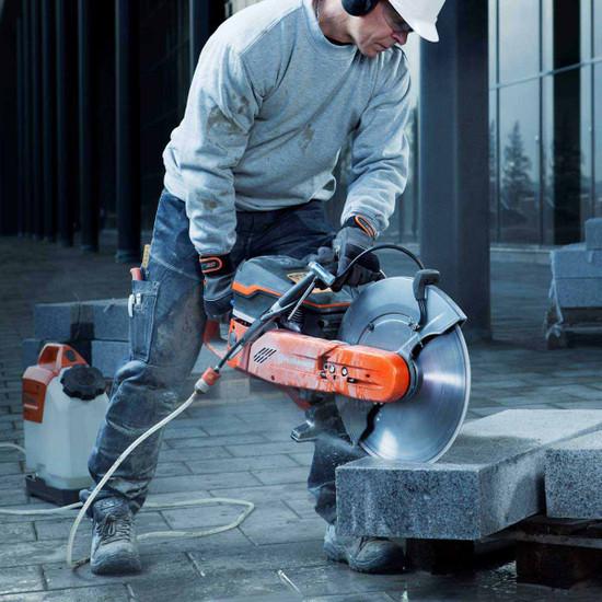 Husqvarna K 970 Cutting Concrete