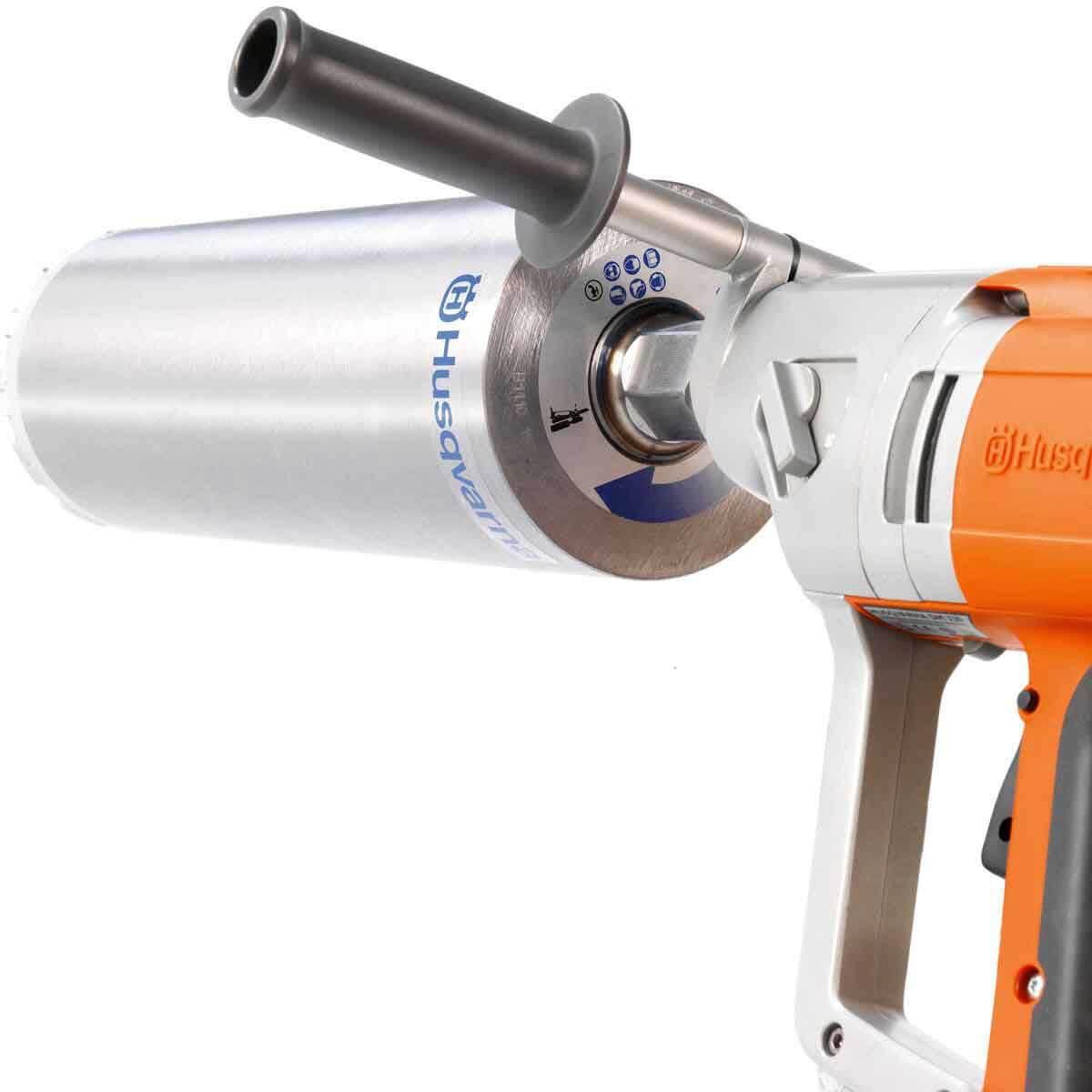 Husqvarna DM230 gear select